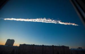 Çelyabinsk meteoru