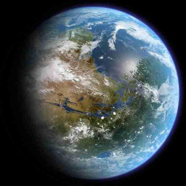 Dünyadaki-hayatın-kökeni-kıızıl-gezegen-Mars-mı