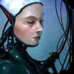 640x749_4752_Replica_2d_sci_fi_robot_painting_woman_pretty_droid_android_picture_image_digital_art