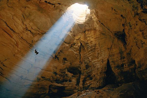 Dünyanın-en-derin-mağarası-Krubera