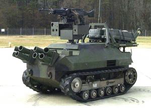 01 robot battlefield future