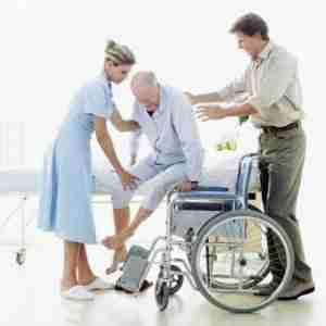 elderly-wheelchair