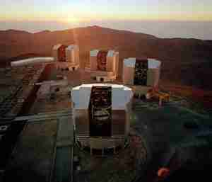 Esos-Very-Large-Telescope