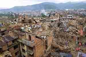 Nepal Depremi 2015