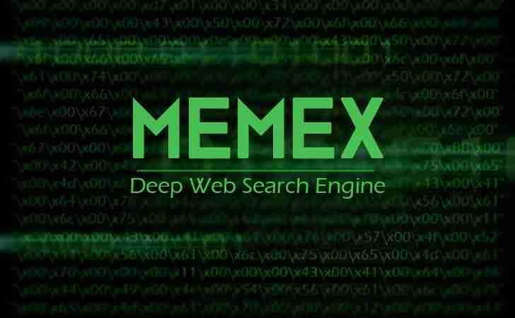 memex-deep-web-search-engine