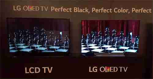 LG Samsung 4K HDR TV 3