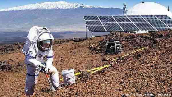 Mars'ta nasıl yaşayacak bitki 4