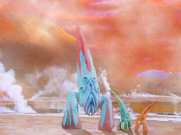 uzaylılar aramızda 3