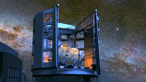Magellan teleskoqu 1