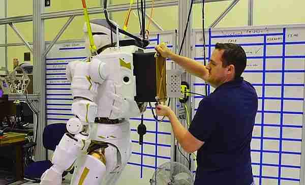Nasa-Valkryie-MIT-Robot