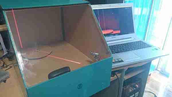 arduino-lazer_scanner
