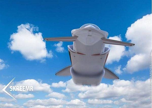 Skreemr-hipersonik-süpersonik-uçak