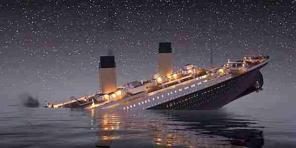 Titanic Enkazı 20 Yılda Yok Olacak