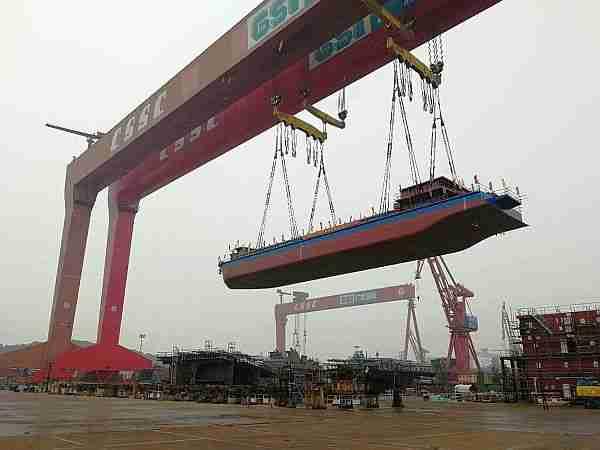 yük_gemisi-elektrikli-elektrikli_gemi-çin-guangzhou