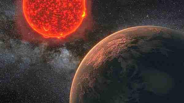 Astrofizikçiler Dünya'ya en yakın yıldız olan Proxima Centauri'nin çevresinde dönen Proxima b gezegeninde hayat olabileceğini düşünüyor.