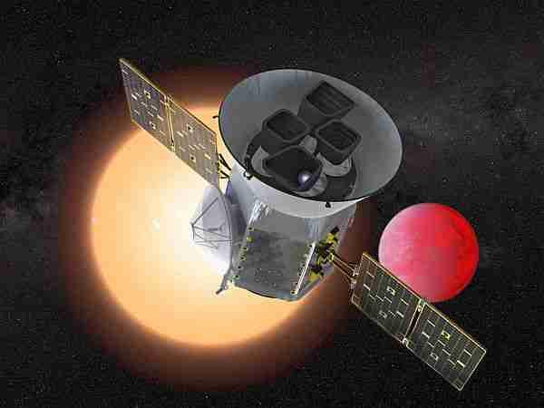 gezegen-avcısı-TESS-uzayda-hayat-arıyor
