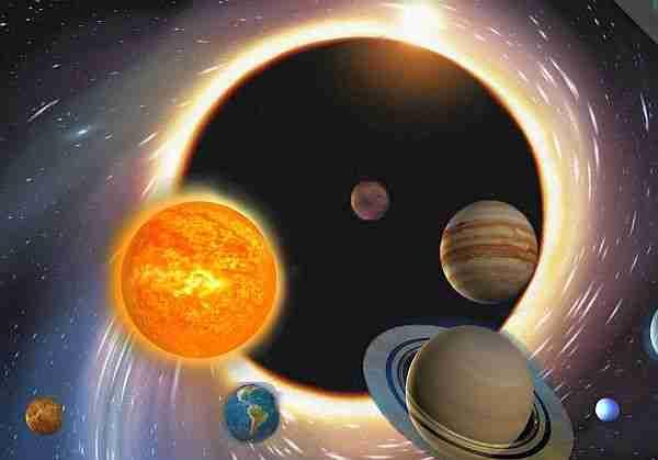 Güneş-kara-delik-olursa-dünyayı-yutar mı