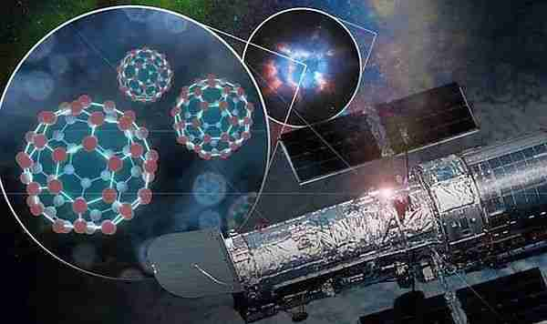 Hubble-uzayda-hayatın-kaynağı-bucky-küreleri-buldu