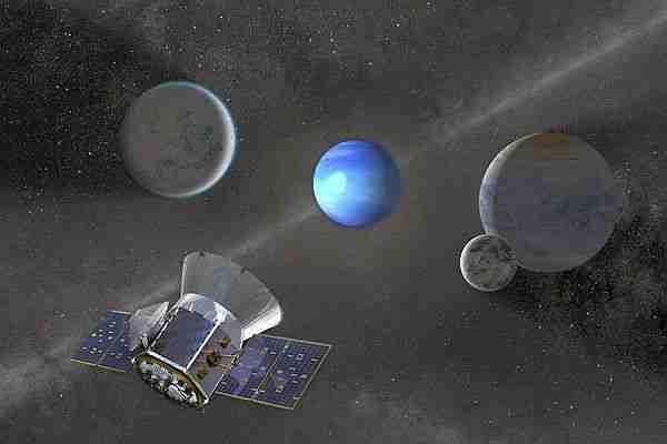 Gezegen-avcısı-tess-3-yeni-öte-gezegen-buldu