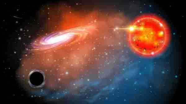Zamanuzay-kara-deliklerde-uzayla-zaman-yer-değiştiriyor