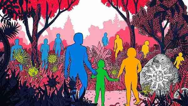 15-milyon-yıl-süren-pandemi-ve-insandaki-virüs-genleri